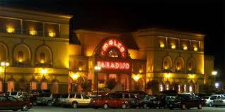 movie theater, cinema, Paradiso Theatre