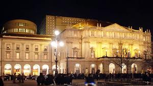 the scala opera house in milan italy