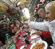 cenone big italian christmas dinner