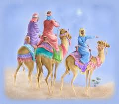 three wisemen and the star of bethlehem