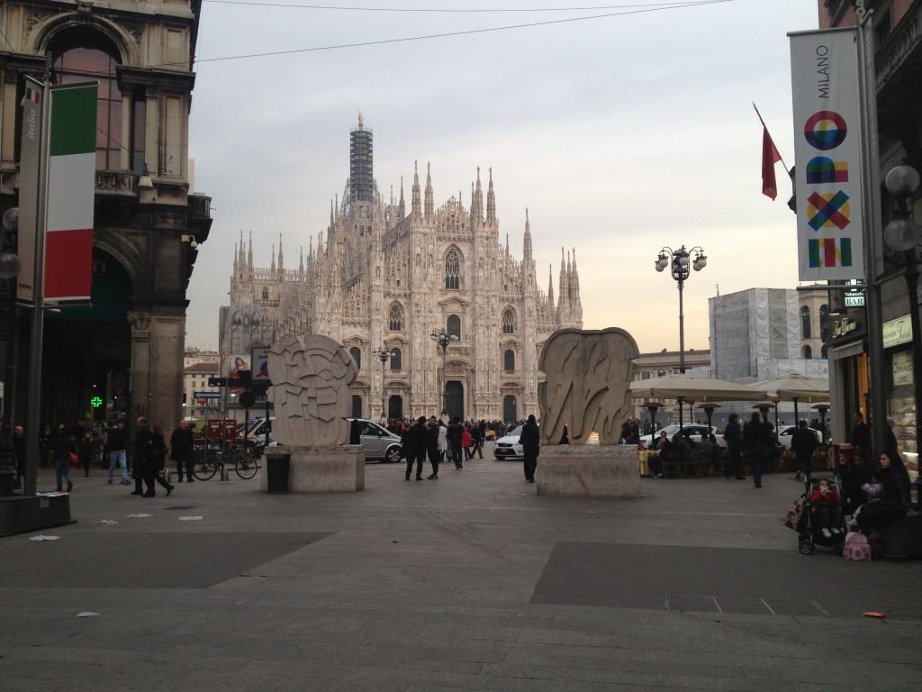 travel italy, milan, speak italian