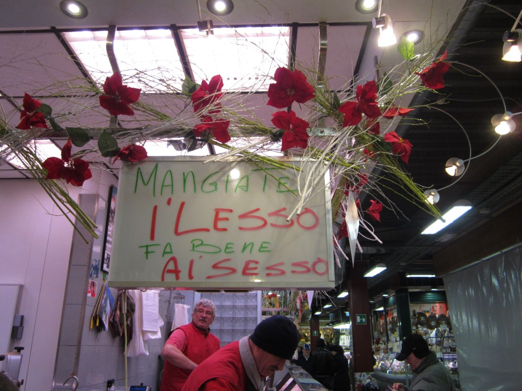 macelleria al mercato centrale firenze italia, butcher at central market florence italy