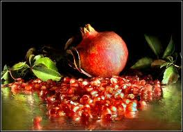 pomegranate, melograno
