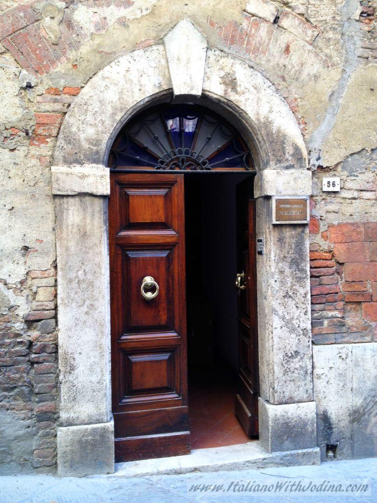 N.56 Studio Legale Parbuono.Montepulciano.Door.WM